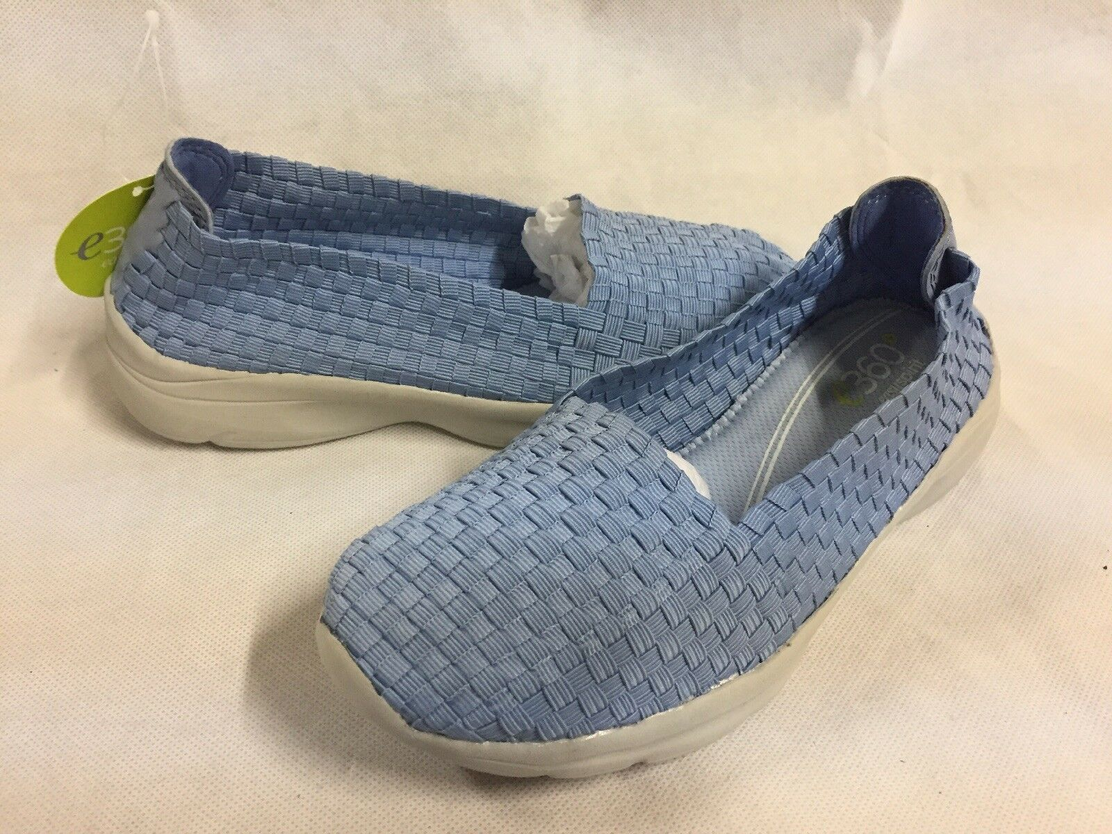Easy Spirit Women's Confort shoes, bluee, Size 5 Eur 35.5....Flat 1