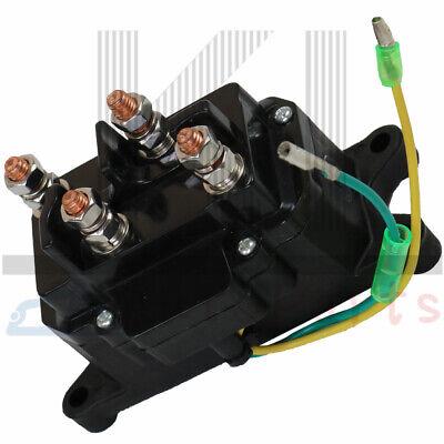 KFI 100495 Black ATV//UTV Standard Winch Fairlead Mounting Bracket,NEW
