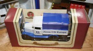 Oxford-Diecast-Chevrolet-Van-C014-ALCOA
