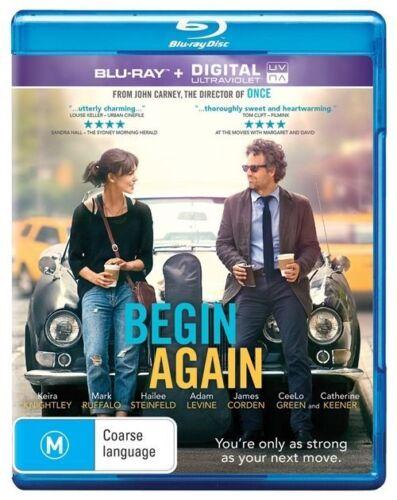 1 of 1 - Begin Again (Blu-ray, 2014)