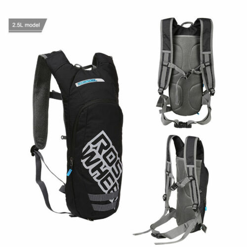 Roswheel Bicycle Shoulder Backpack Cycling Rucksack 1.5//2L Water Bladder