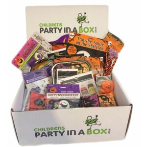 HALLOWEEN-Party-Supplies-DECORATION-BOX-Clearance-Prices