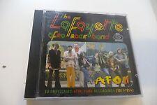 THE LAFAYETTE AFRO ROCK BAND CD AFON BOITIER FENDU SUR 4,5 CM.