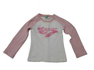 ROX-Camiseta-de-Manga-larga-Talla-2-Para-nina-de-2-anos
