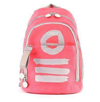 WohltäTig Oilily Fun Nylon Backpack Svz Rucksack Freizeitrucksack Tasche Pink Pink
