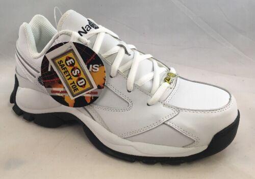 Nautilus DEFECTIVE Mens Anti Static Steel Toe Shoes N1395