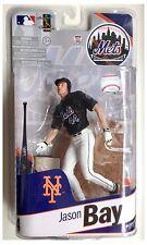 """Jason Bay New York Mets MLB McFarlane Baseball 6"""" Action Figure"""