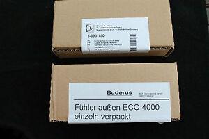 Buderus-Ausenfuhler-ECO-3000-5993150-oder-ECO-Fuhler-4000-5991374-zur-Wahl