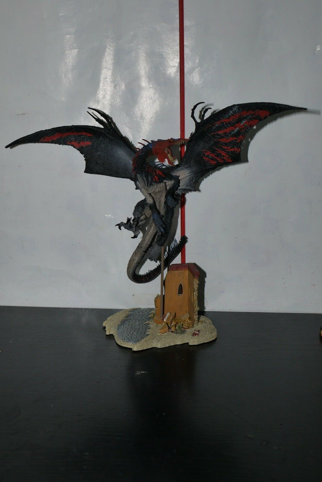 McFARLANE SCAVENGER DRAGON FALL FALL FALL OF THE KINGDOM Series 6 FIGURE STATUE DIORAMA 7cc8f4