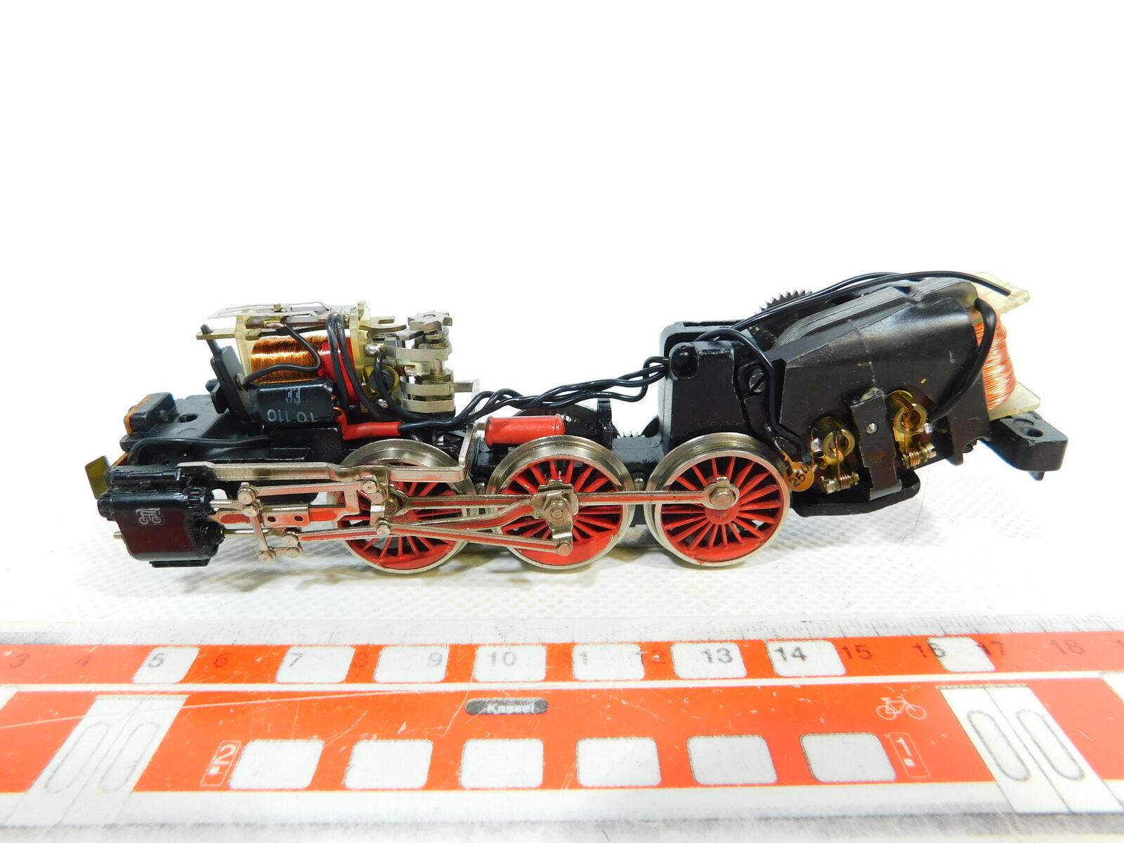 Bv721-0, 5 Märklin h0 00 AC chassis with Telex for 3026 Steam Locomotive,