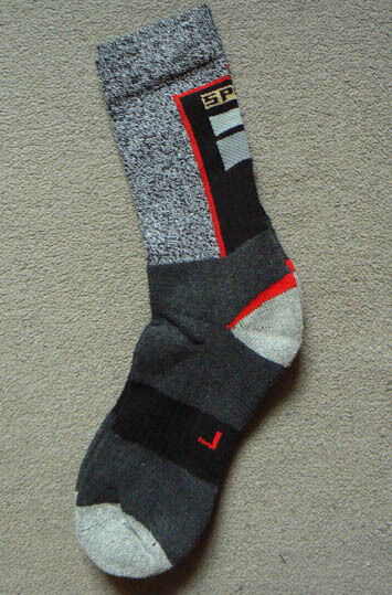 1 oder 3 Paar Trekkingsocken Merino Socken Unisex Funktionssocken 35/% Wolle