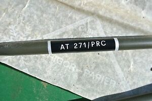 PRC 25/77 prc 8-9-10 sem35 Military Radio Antenna AT/271 prc Vietnam - Italia - PRC 25/77 prc 8-9-10 sem35 Military Radio Antenna AT/271 prc Vietnam - Italia