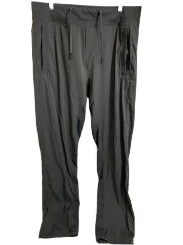Men's Lululemon Gray Athletic Pants, Size Large