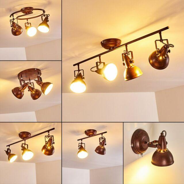 2er Set LED Wand Leuchten Wohn Zimmer Lese Lampen Chrom Glas Spot verstellbar