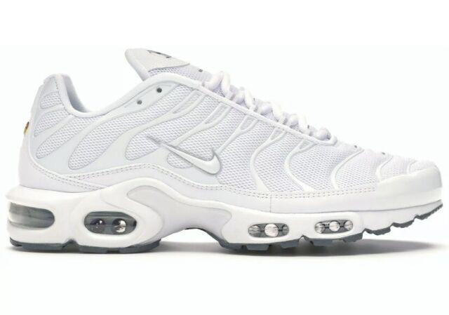 Size 13 - Nike Air Max Plus White 2019