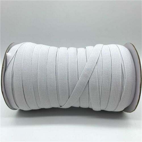5yards//Lot High-Elastic Sewing Ribbon Spandex Band Trim DIY Garment Accessories
