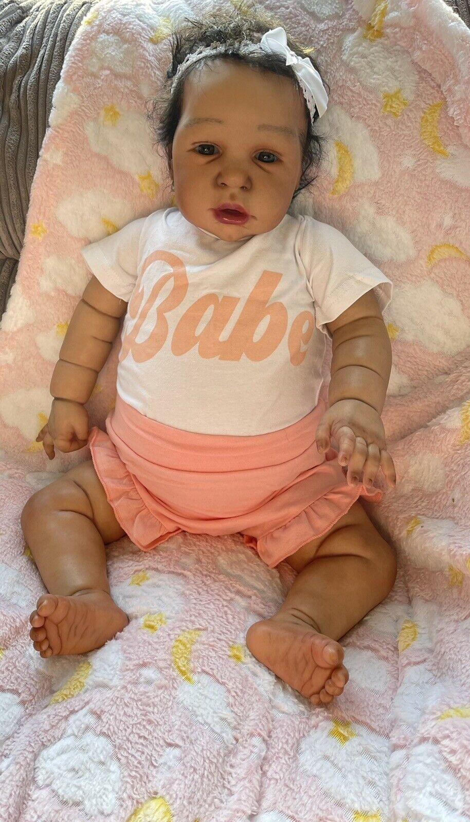 Margot Reborn Toddler By Cassie Brace Limited Edition