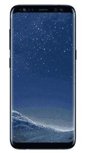 Samsung-Galaxy-S8-SM-G950F-64GB-Midnight-Black-Schwarz-Ohne-Simlock-NEU