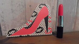 Grosses Soldes Lipstick Pen And Shoe Notebooks