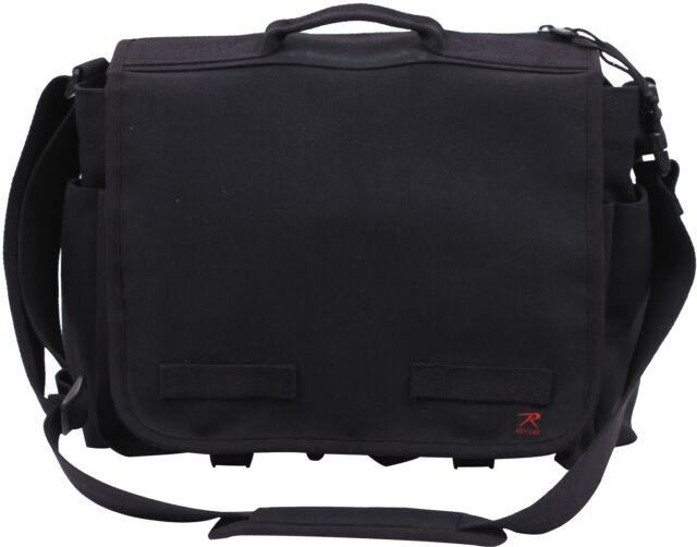 Buy Rothco Concealed Carry Messenger Bag Black online  83b06eba6b2