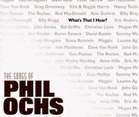Various Artists - What's That I Hear: Songs Of Phil Ochs / Various [new Cd] on Sale