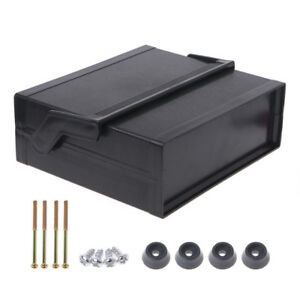 Waterproof-Plastic-Electronic-Enclosure-Project-Box-Black-200x175x70mm