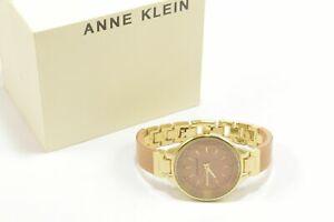 Anne-Klein-AK1408LPLP-Swarovski-Crystal-Accented-Resin-Light-Pink-Dial-Ladies