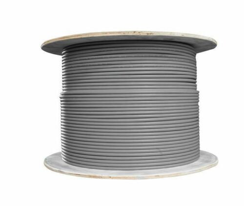 Tri-rated Panel /& Conduit Cable 0.75mm² 20AWG 14Amp 600V Grey