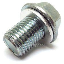 OEM Honda/Acura Engine Oil Pan Drain Bolt Plug with Washer 90009-R70-A00 Genuine