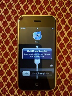 Apple iPhone 1st Generation 2G Good Condition 8gb - See Description