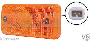 VIGNAL-AMBER-LED-SIDE-MARKER-LAMP-LIGHT-ERF-ECT-ECM-RENAULT-PREMIUM-KERAX-VOLVO