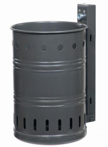 35 Liter gelocht Rund-Abfallbehälter