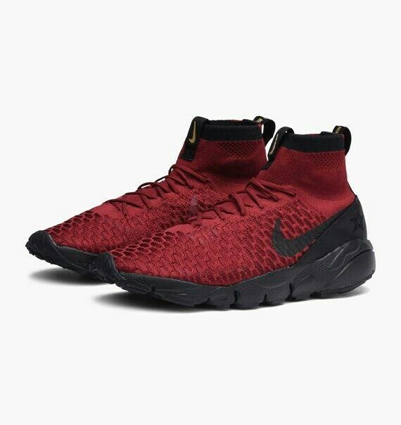 Para Hombre Nike Footscape Magista Flyknit 7; FC Entrenadores AirReino Unido 7; Flyknit 9; 10; 11; 12 5c9e58