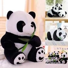 Quality Standing Cute PANDA BEAR Stuffed Animal Plush Soft Toy Cute Doll Gift