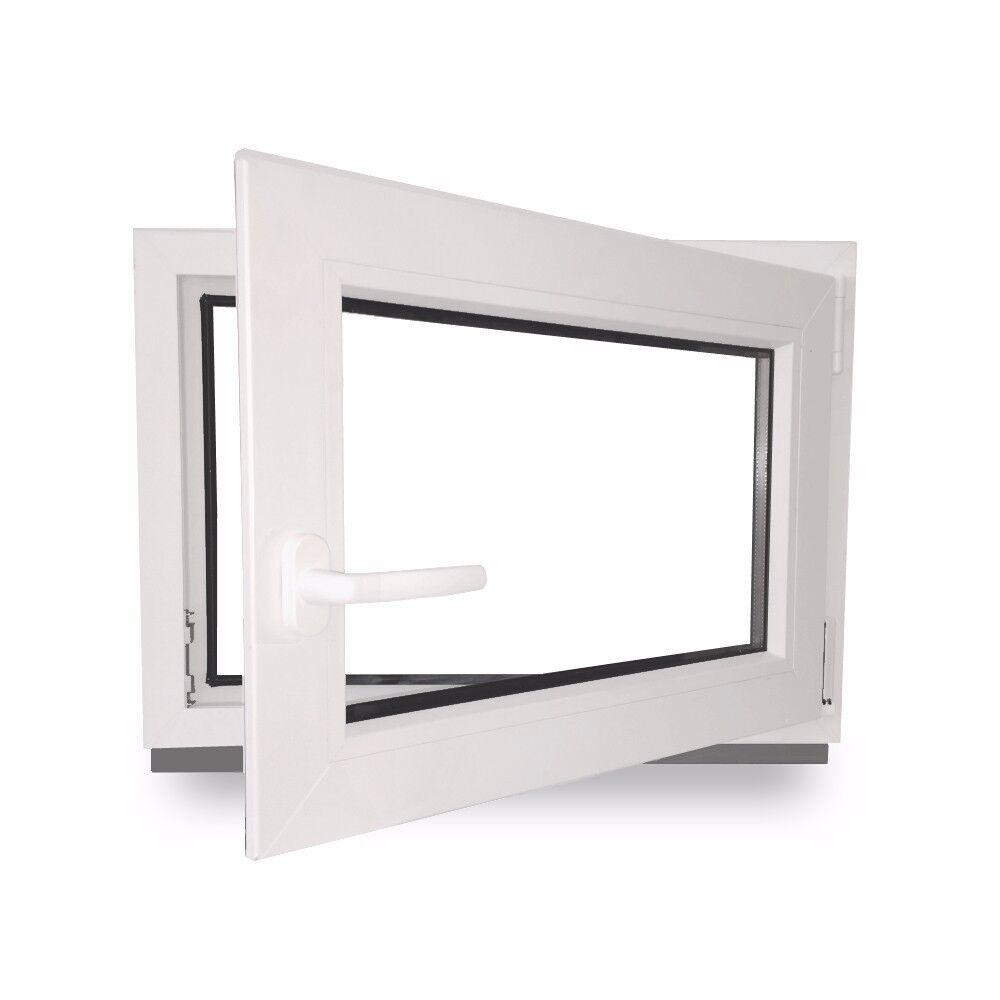 Kellerfenster Fenster Kunststofffenster Dreh Kipp alle Größen Lagerware