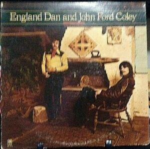 ENGLAND DAN & JOHN FORD COLEY I Hear Music Album Released 1976 Vinyl/Record USA