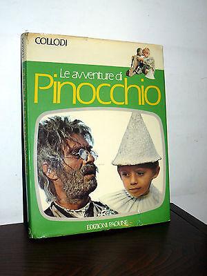 PINOCCHIO 1971  I^  ED. COMENCINI DE SICA MANFREDI LOLLOBRIGIDA FRANCO & CICCIO
