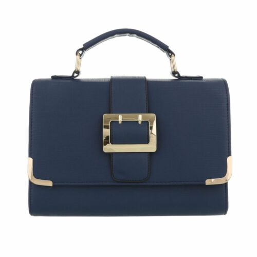 Damen Handtasche Tasche Schultertasche 7604 Ital-design