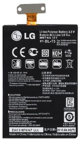 Nuevo Oem Lg Bl-t5 blt5 Google Nexus 4 E960 Optimus G E970 E973 F180 Ls970 Batería