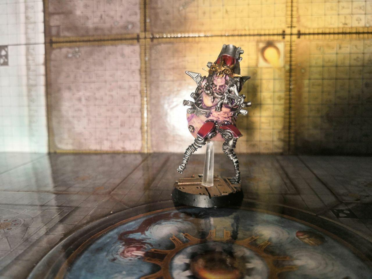 hasta 60% de descuento Ortruum 8-8, PSI-Hound Cazador de recompensas recompensas recompensas Pintado Necromunda Warhammer 40k  calidad fantástica