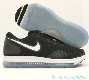 9f4b871f06 Nike Zoom All Out Low 2 Mens Black White Running Training Shoes ...