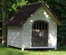 Cuccia per cani  in legno  Canile XXL 96 x 112x105 cm