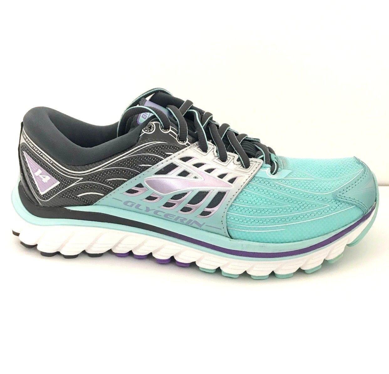 SAVE    Brooks Glycerin 14 donna  Cushioned Running scarpe (B) (444)  lo stile classico