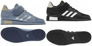 buy online c1a3f 59975 Image is loading NEW-MENS-ADIDAS-POWER-PERFECT-III-WEIGHT-LIFTING-