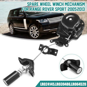 For-Land-Rover-Discovery-Range-Rover-Updated-Version-Spare-Wheel-Winch-Mechanism