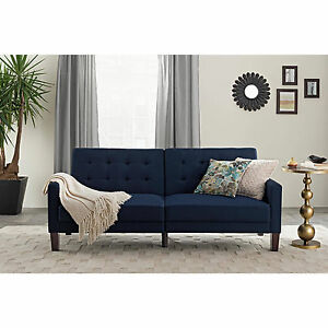 DHP Better Homes Gardens Porter Paris Futon Sofa Bed Couch