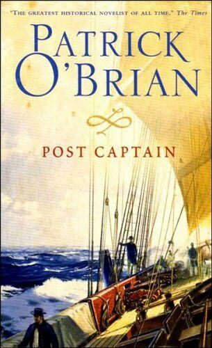 1 of 1 - Post Captain by O'Brian, Patrick 0006499163 The Cheap Fast Free Post