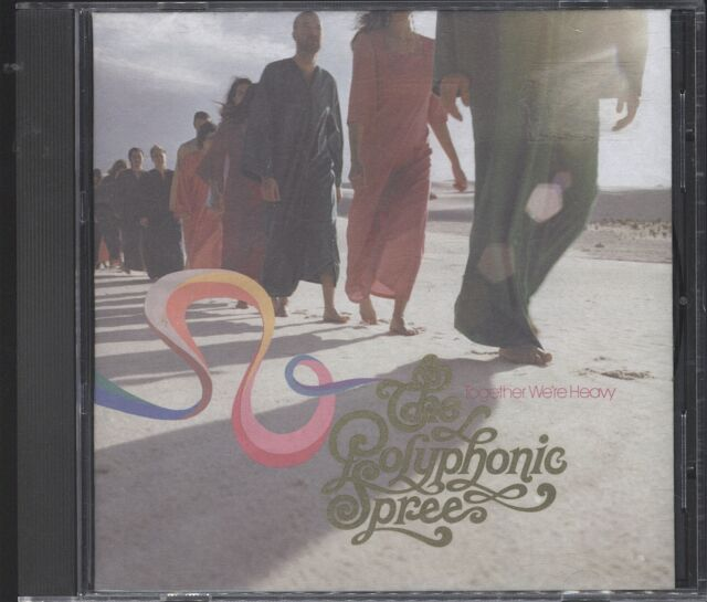 Polyphonic Spree - Together We're Heavy CD