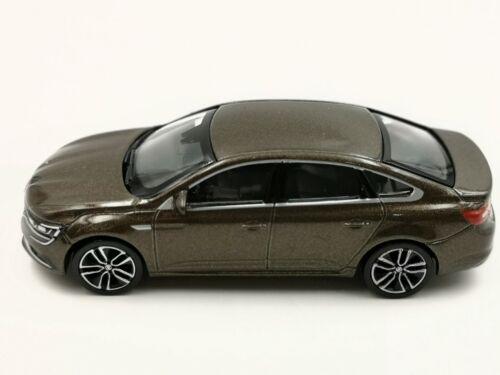 Miniature Renault Talisman Brun 1:64 2015