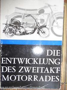 Bücher 20559 Hiller Rudolf Die Entwicklung Des Zweitaktmotorrades 1964 Delikatessen Von Allen Geliebt
